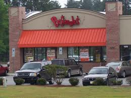 So this is Bojangles.