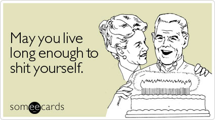 birthday card meme