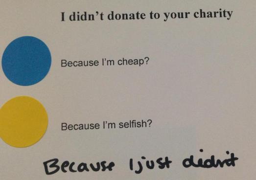 reason charity