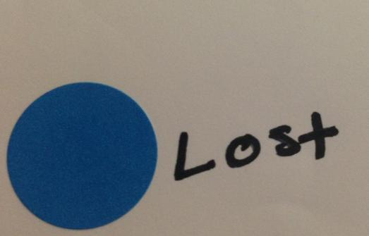 reason lost